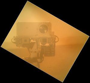 Our Man On Mars CURIOSITY