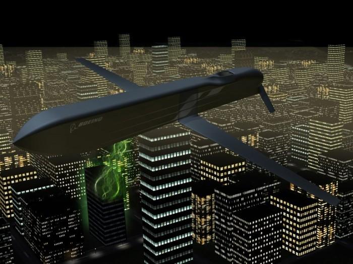 Robot Missile Kills Technology