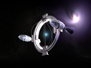 Warp Drive Bubble per NASA