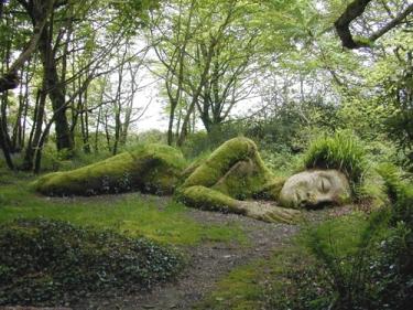 The Sleeping Goddess