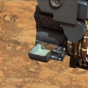 Mars Soil Sample