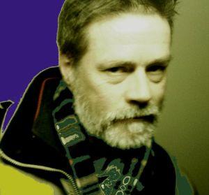 DouglasBlack stylized w beard