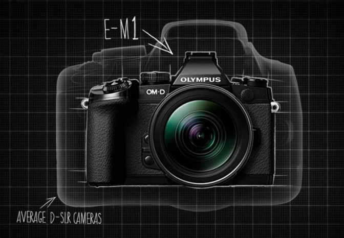 Mirrorless Flagship – Olympus Takes First Shot