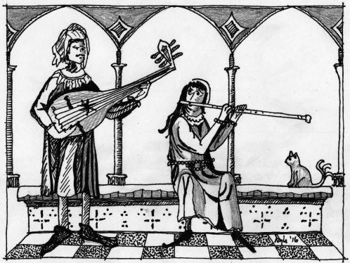 lute-and-flute